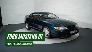 Ford Mustang GT 5.0 V8 1994 -VIDEO- www.ERclassics.com