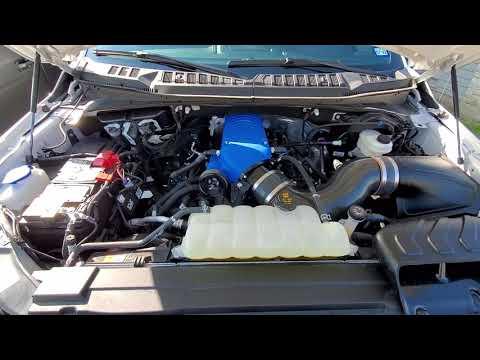 2020 Shelby f150 770hp walk-around