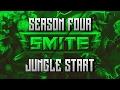 SEASON 4 JUNGLE STARTER BUILDS and GOD BREAKDOWN - Smite