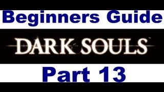 Dark Souls Beginner