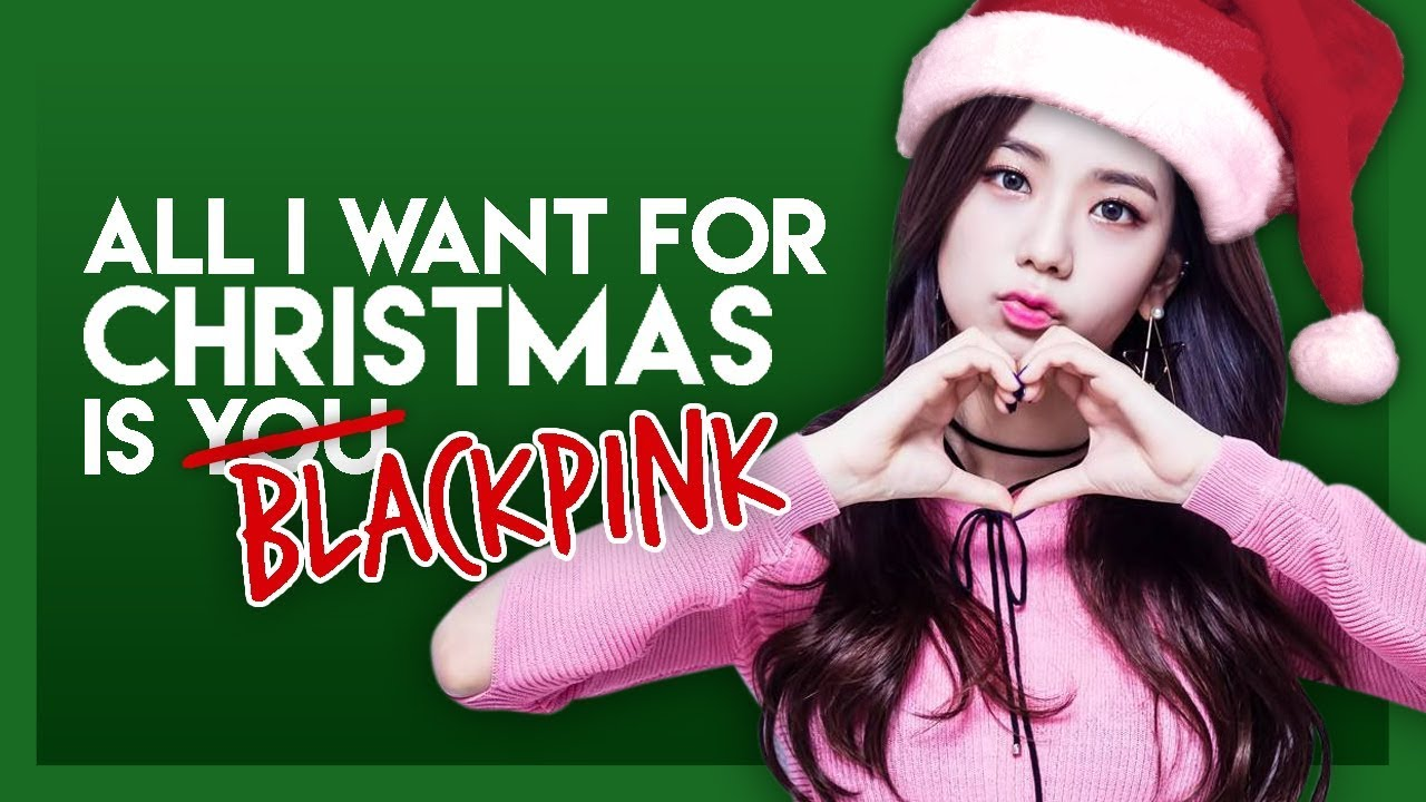Image result for blackpink christmas