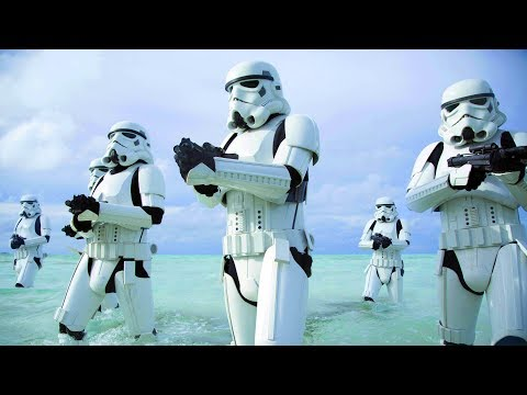 Stormtroopers Dance Moves & More - (Uptown Funk 2017 Edition) Bruno Mars