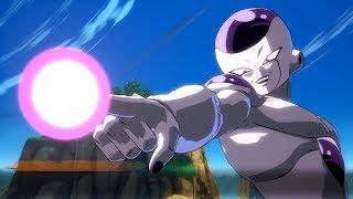 ФРИЗА ПОЯВЛЯЕТСЯ! ВЕДЖИТА В ОПАСНОСТИ! - Сюжет Dragon Ball FighterZ #4