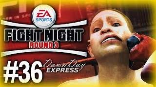 Fight Night Round 3 Career Mode Playthrough/Walkthrough #36 - Head Hunting [Pound for Pound]