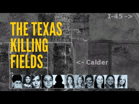 The Texas Killing Fields: History of Crime and Punishment in Texas (Part One) - CREEP Podcast