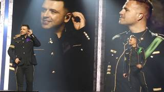 Gambar cover Westlife - My Love and Opening Speeches - SSE Hydro Glasgow - 28th May 2019
