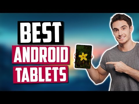 Best Android Tablets In 2020 [Samsung, Lenovo, Huawei & More]
