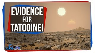 Evidence for Tatooine!