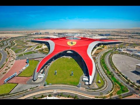 Ferrari World Abu Dhabi عالم فراري ابوظبي