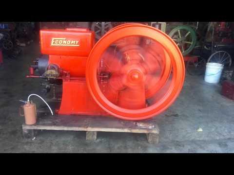 7 hp Economy hit miss engine