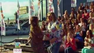 Download Парк. Игорь Николаев и Юлия Проскурякова (19.07.2015) Mp3 and Videos
