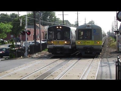LIRR: Thursday New Hyde Park Rush Hour