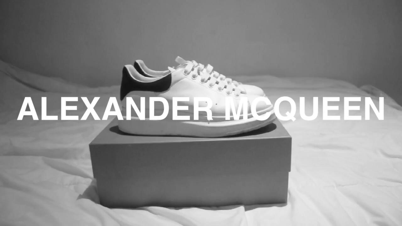 What I got for my Birthday 2016 | Alexander Mcqueen Sneaker .