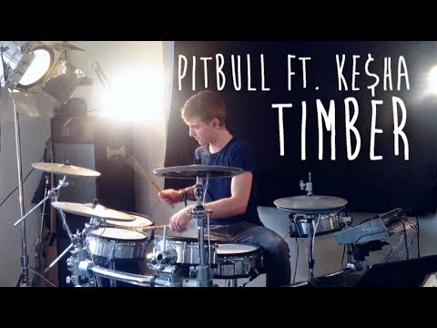 how to play timber by pitbull on piano
