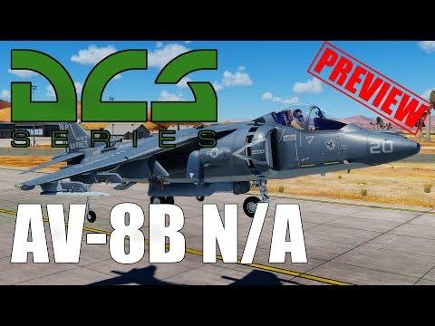 DCS: AV-8B Night Attack V/STOL - Preview [Deutsch|HD+]