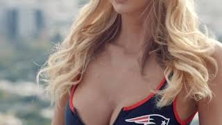 Super Bowl Hotties 2018 with Melissa Riso