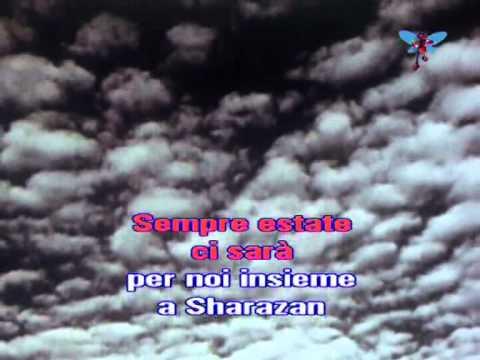 Al Bano & Romina Power   Sharazan SF HD Karaoke