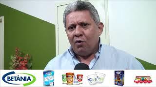 Jorge Brito comentou sobre a retirada da feira do feijão em seu lugar de origem