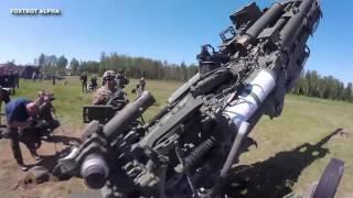 Field Artillery Squadron - Saber Strike 16