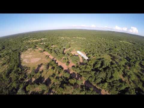 DJI Phantom 2 Drone Crash in Zambia, Africa