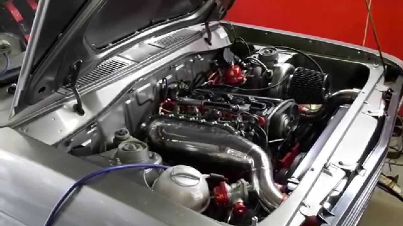 4age 20v Turbo Conversion Nissan 1400 Youtube