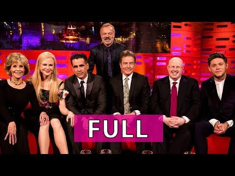 The Graham Norton Show (FULL) S22E03: Nicole Kidman, Colin Farrell, Bryan Cranston, et al.