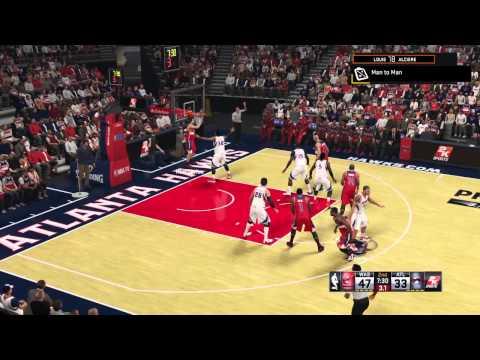 Circus Shot NBA 2K15