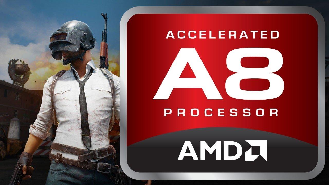 AMD A8-7100 \ Radeon R5 (Kaveri) \ PUBG @ 1280x720 low settings