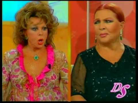 Sara Montiel y Marujita Diaz: Duelo de divas