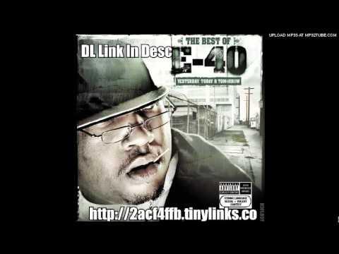 E-40 - Catch A Fade (Feat. Kendrick Lamar w DL Link)