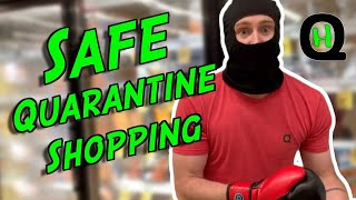 How to Shop Safely During Quarantine