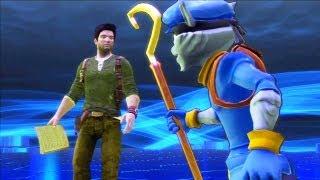 PlayStation All-Stars Battle Royale: A História de Nathan Drake