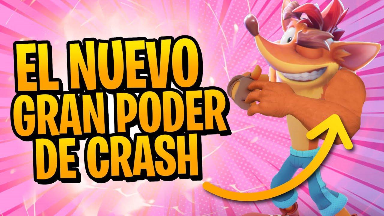EL NUEVO GRAN PODER DE CRASH BANDICOOT [A NEW SPIN A CRASH BANDICOOT ON DREAMS]