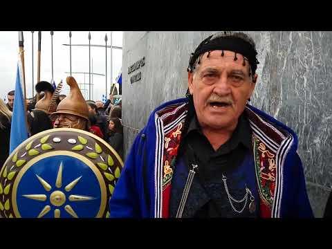 Συλλαλητήριο για τη Μακεδονία, 21-01-2018 Greece Macedonia, Thessaloniki 3