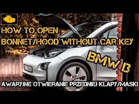 how to open car without key