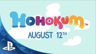Hohokum Launch Trailer | PS4, PS3 & PS Vita