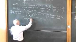 Cosmology, George Ellis | Lecture 1 of 4
