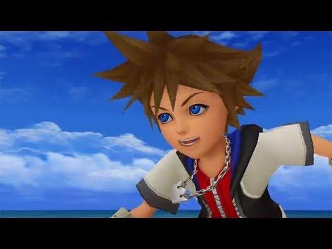 Final Fantasy Record Keeper x Kingdom Hearts Union X - Announcement Trailer