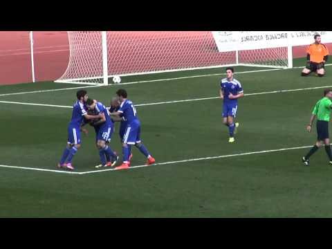 FC Dinamo Tbilisi 1:2 Guria Lanchkhuti 30.11.14