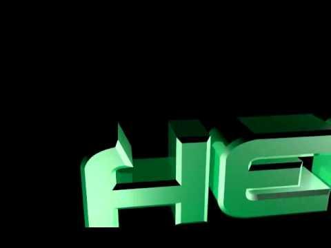 Cinema 4D Mograph animation - heggo