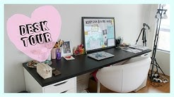 DESK TOUR 2015 | Sleeping Beauties