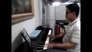 Indonesia Jaya (PIANO COVER) by Bintang Estu Adi