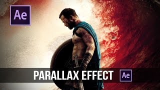Parallax Effect Tutorial: Bring 2D to 3D | After Effects TUTORIAL