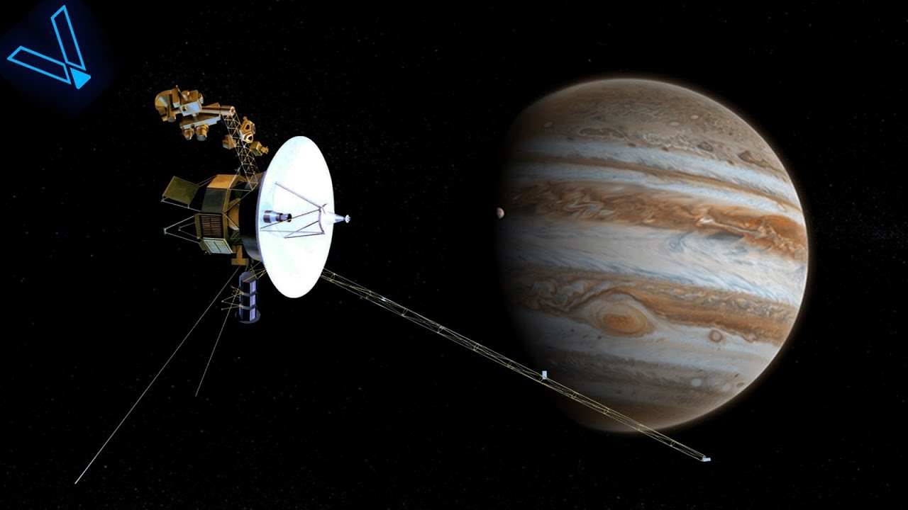 What Did Voyager 1 See During its Journey Out Of The Solar ...