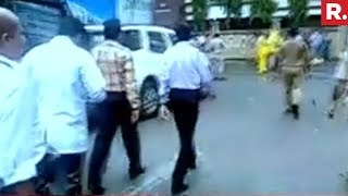Forensic Team Reaches Crash Site In Ghatkopar | Mumbai Plane Crash