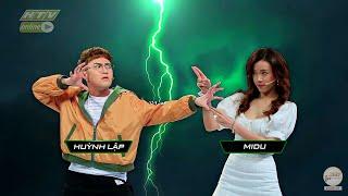 MiDu-Huỳnh Lập: Cuộc đua... không cân điểm | NHANH NHƯ CHỚP |  NNC #34