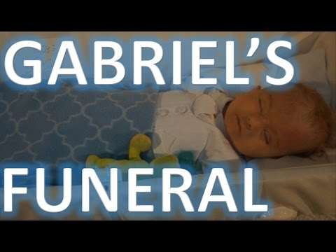 PLEASE WATCH OUR SON'S FUNERAL | Gabriel's Hydrocephalus Journey | Episode 94