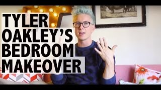 Tyler Oakley: Bedroom Makeover Thumbnail
