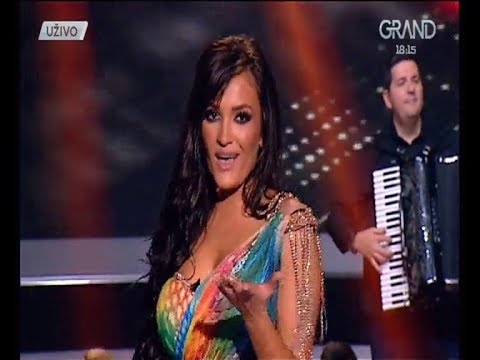Tamara Milutinovic - Hajde da zazmurimo - HH - (Tv Grand 07.11.2017.)