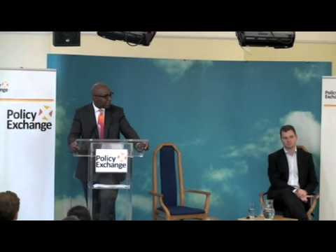 Trevor Phillips on Equality, Fairness and Economic Recovery | 08.02.2011